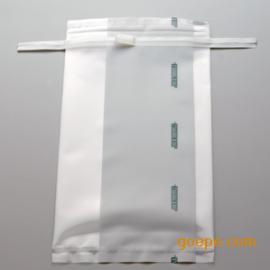 原装进口加拿大Labplas4590无菌采样袋114x229mm450ml书写无菌袋