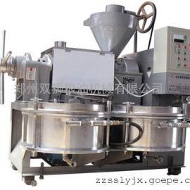 核桃油加工设备|玉米油浸出设备