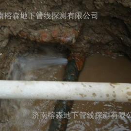 青岛小区水压低怀疑有漏水怎么测漏水点