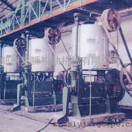 核桃油浸出设备冷凝器浸出特点