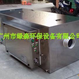 广州河汉区白口铁饭堂高效油水别离器