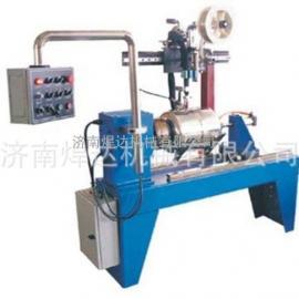 济南焊达出厂价销售30公斤焊接变位机(带快速卡盘,自动焊枪架)