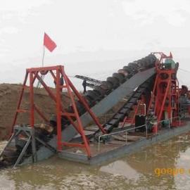 专业生产链斗式挖沙船厂家