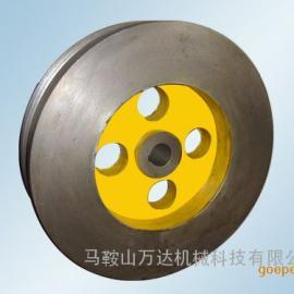 机械剪板机皮带轮