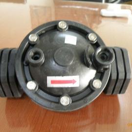 以色列多若特dorot塑料隔膜阀/直通阀75-2.5