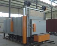 台车炉 电阻炉 高温箱式炉