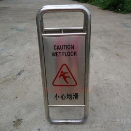 肇庆车站不锈钢停车牌专业定做  惠州商场安全告示牌图片报价