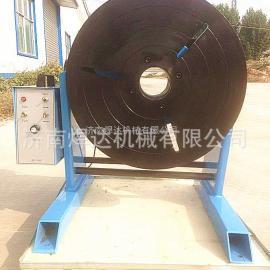 300公斤环缝焊接变位机,300公斤贯穿通孔焊接变位器完美焊缝