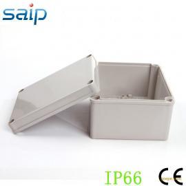 供应IP66 140*170*95高端塑料按钮防水盒