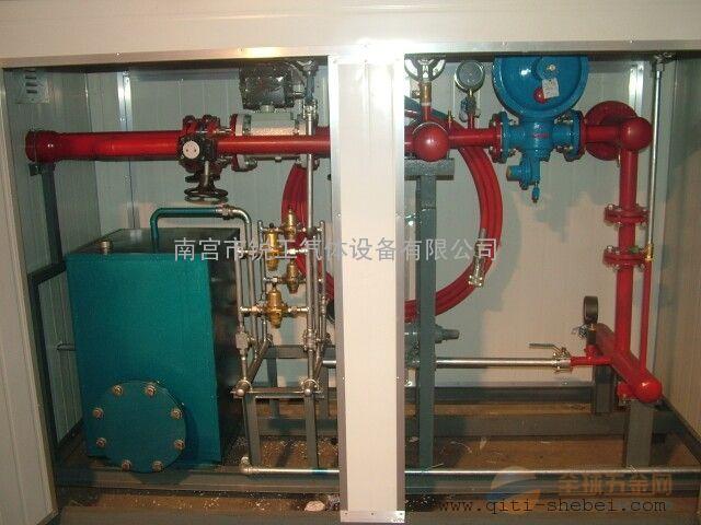 南京天然气CNG减压撬装供气站