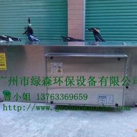 供应浙江温州工业油水分离器绿森LS-T不锈钢油水分离器