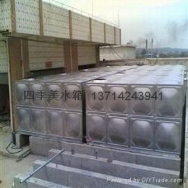 深圳不锈钢水箱,价格优惠,正宗304不锈钢材料制作