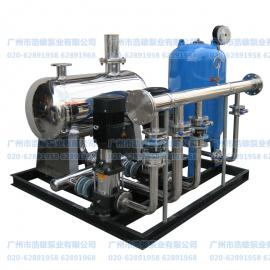 DWS管网叠压无负压变频供水设备_广州无负压供水机组系统