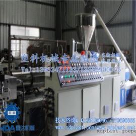 915建筑模板生产设备|PVC915建筑模板生产线