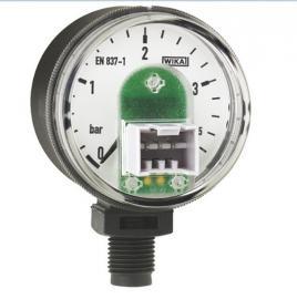 wika压力表4-20mA输出信号