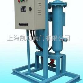 旁流水处理器分为G型和F型