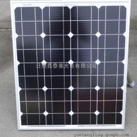 云南单晶硅太阳能组件  厂家直销批发太阳能电池板