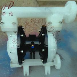 QBY3塑料��与p隔膜泵