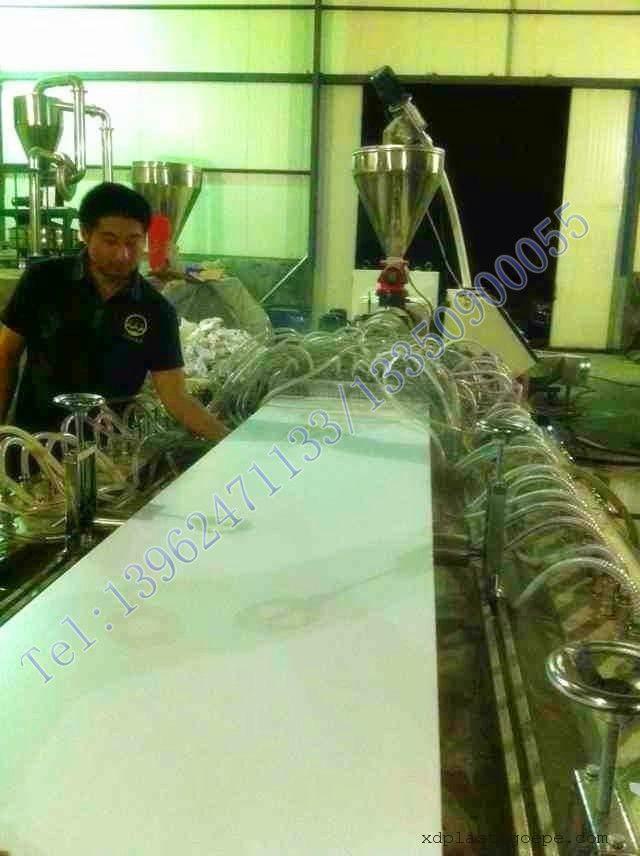 一出二PVC型材生产线|PVC异型材生产线批发厂家