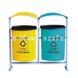 深圳垃圾桶厂家直销户外模压垃圾桶|分类垃圾桶|玻璃钢垃圾桶