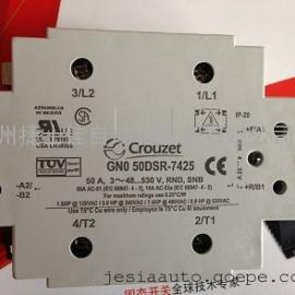 高诺斯Crouzet三相电机换向固态继电器GN050SRD