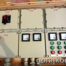 优质防爆阀门控制箱