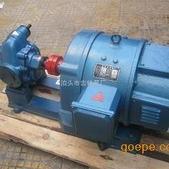 泊头直流齿轮泵,CHY直流齿轮泵自吸能力强