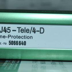 OBB数据防雷器 手机维护器 RJ45-Tele/4-D
