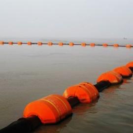挖泥船浮筒/塑料浮体/抽沙浮体