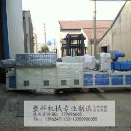 张家港SJSZ系列92/188锥形双螺杆挤出机价格