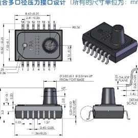 压力传感器NPA-700B-015G/D/A