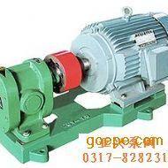 泊头德昌专业生产2CY齿轮泵,齿轮泵安装尺寸图