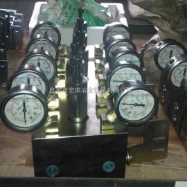 国内销量第一/QZYYF型液压自动换向阀(20MPa)-启东市宏南冶金