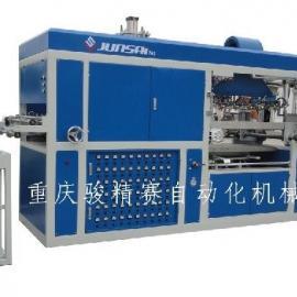 重庆大高速吸塑机厂家,PVC卷材吸塑成型设备,可定制