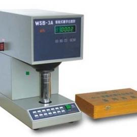 WSB-3A型智能式数字白度计