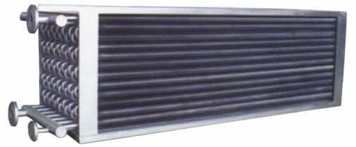 GLⅡ型散热排管(不锈钢散热器)