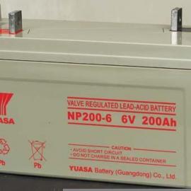 格尔木汤浅蓄电池玉树汤浅6v200系列