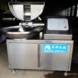 山东华邦专业供应HB-80千叶豆腐斩拌机