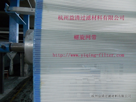 供应大幅宽聚酯干网可定做定型稳定