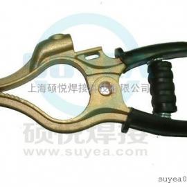 上海硕悦GCT-500接地夹/全铜接地夹/地线夹