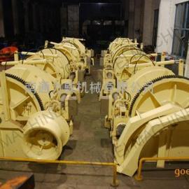 供应700KN电动系泊绞车