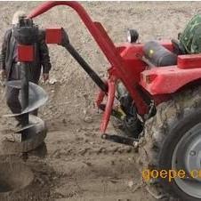 挖坑打桩工程