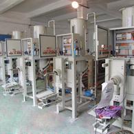吹气式供料阀口包装机是包装干粉料的首选