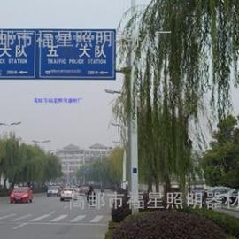 销售高浙江省标志牌 路边标志杆