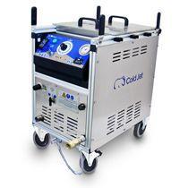 昆山机械工厂零件清洗用干冰清洗机