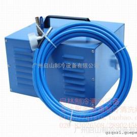 中央空调通炮机 冷凝器清洗机KT-208 广州海珠北清洗机