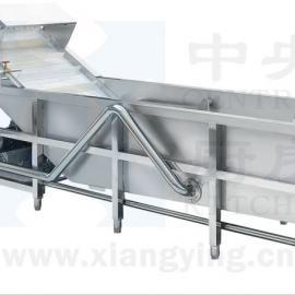 连续式洗菜机 自动连续式洗菜机 连续式自动洗菜机