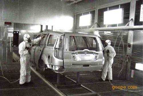 供应产品 其它环保设备 涂装设备/喷涂设备 喷漆/涂装流水线 >> 汽车