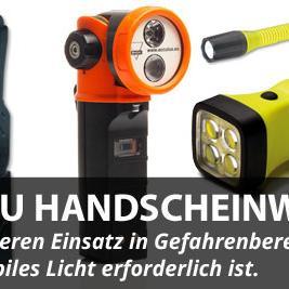德国KIRA Leuchten GmbH防爆手电灯