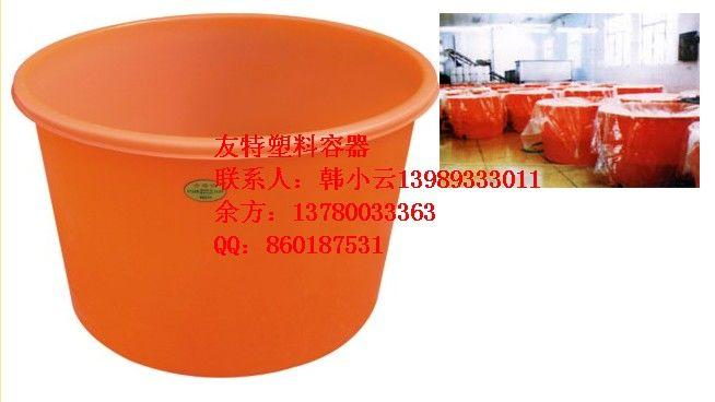 黄豆储存桶,天津良记米醋周转桶,食品级6吨打浆桶